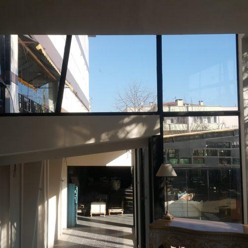 Sakarya Aluminyum Aliminyum Doğrama Kapı Cam Balkon İşyeri Dükkan Kafe