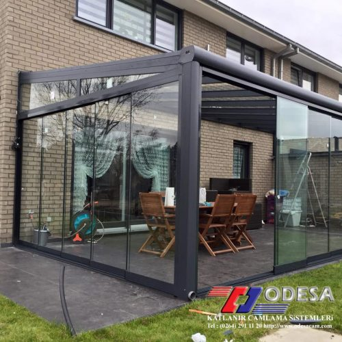 sakarya cam tavan çatı sistemleri odesa