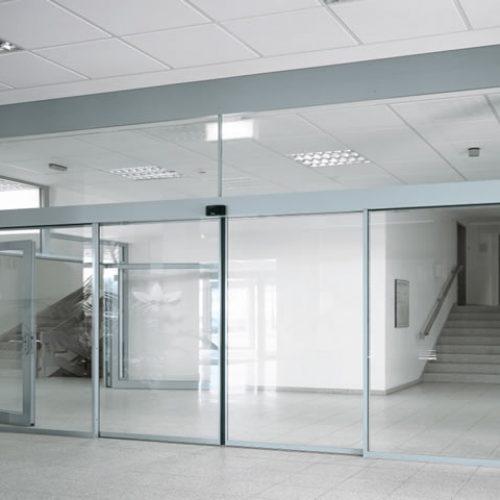 Sakarya Fotoselli Kapı otomatik kapı yana açılır düz açılır elektrikli