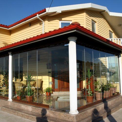 Odesa Sakarya Katlanır Cam Balkon