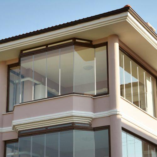 Sakarya Katlanır Cam Balkon Modelleri