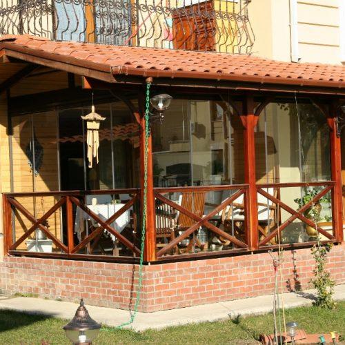 Odesa Sakarya Katlanır Cam Balko