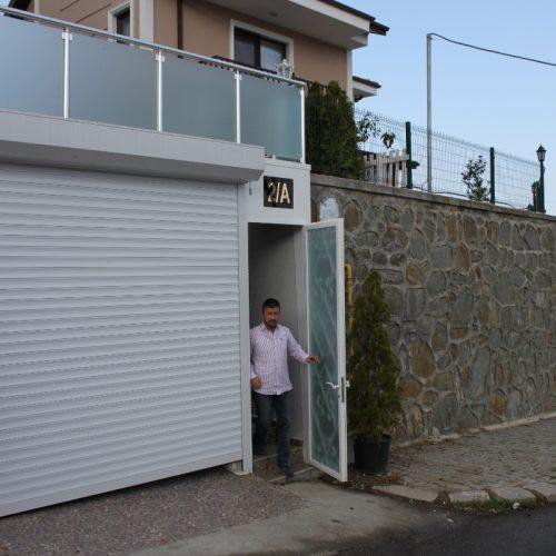 Sakarya Panjur Kepenk aluminyum kapı garaj kayar otomatik kumandalı odesa cam